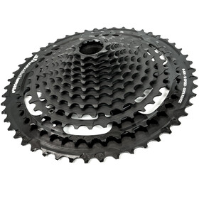 e*thirteen TRS Plus Cassette 12-speed, black
